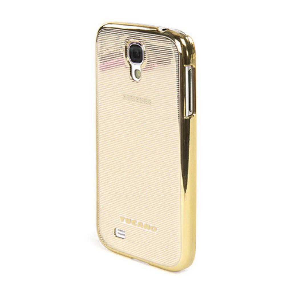 Чехол для моб. телефона Tucano для Samsung Galaxy S4 /Plesse/Gold (SG4PLGL) изображение 2
