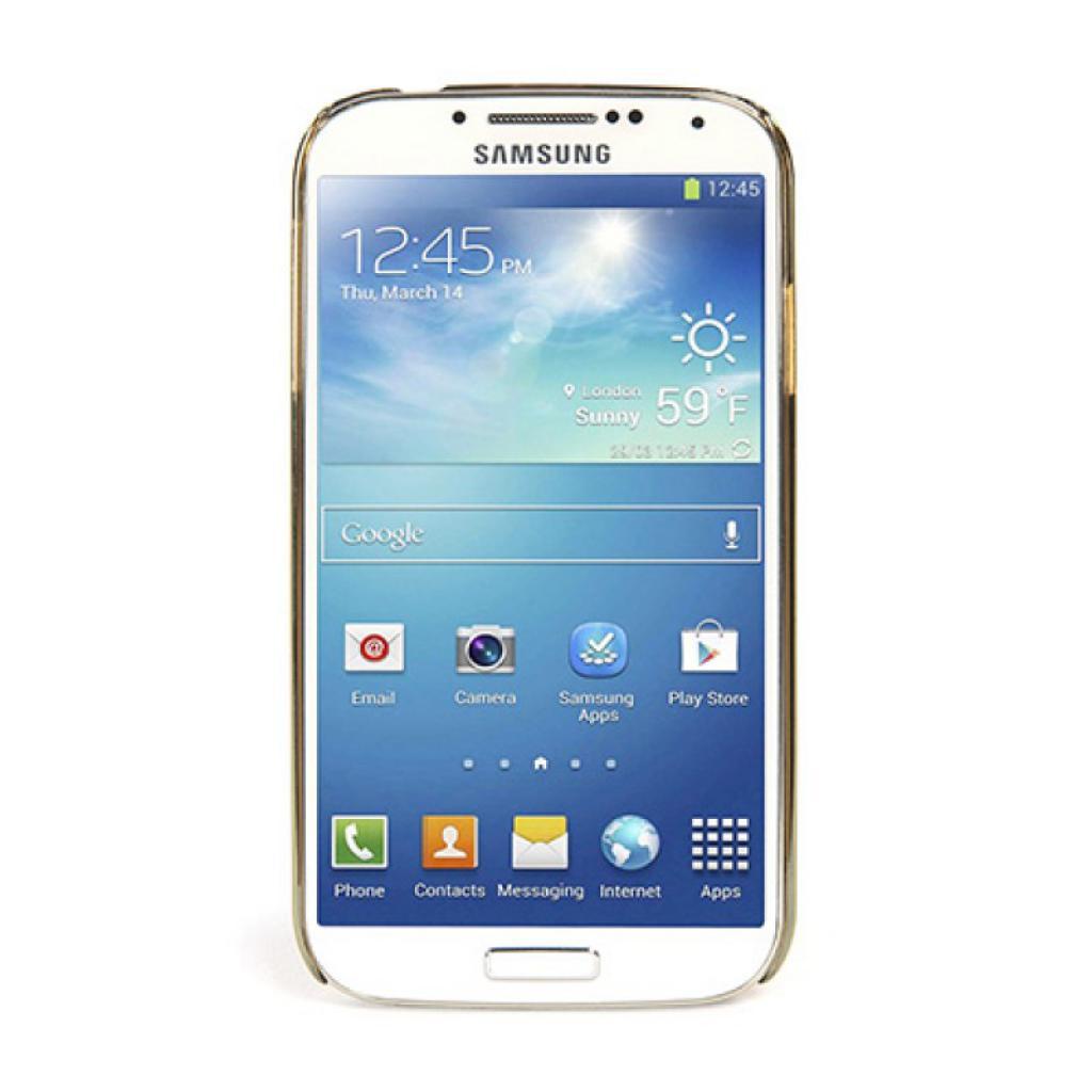 Чехол для моб. телефона Tucano для Samsung Galaxy S4 /Plesse/Gold (SG4PLGL) изображение 4