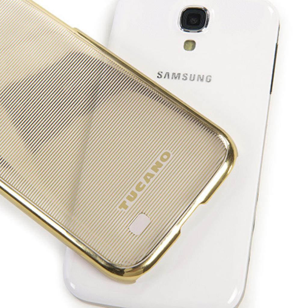 Чехол для моб. телефона Tucano для Samsung Galaxy S4 /Plesse/Gold (SG4PLGL) изображение 5