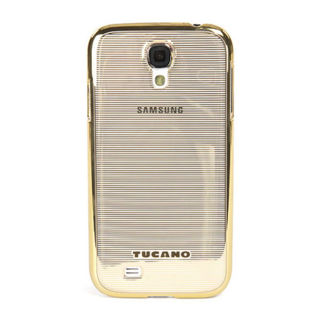 Чехол для моб. телефона Tucano для Samsung Galaxy S4 /Plesse/Gold (SG4PLGL)