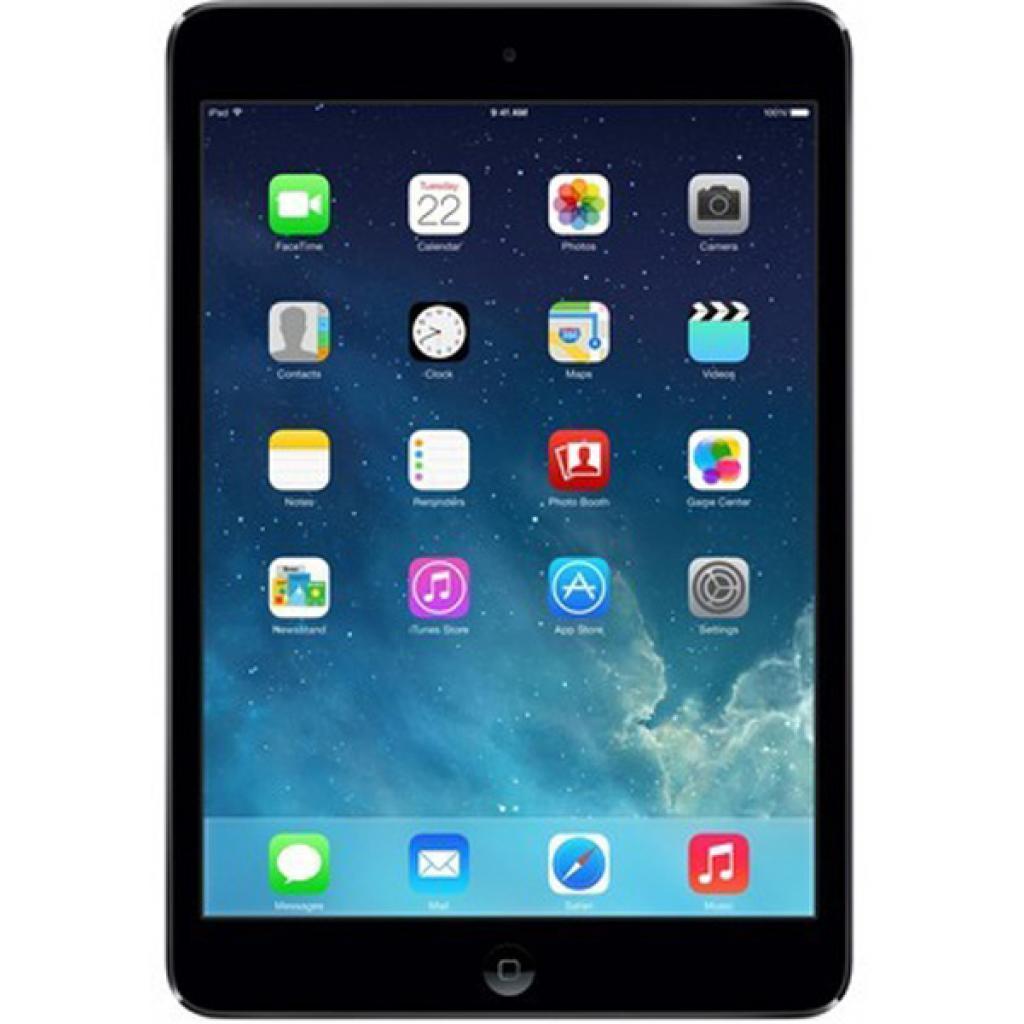 Планшет Apple A1490 iPad mini with Retina display Wi-Fi 4G 32GB Space Gray (ME820TU/A)