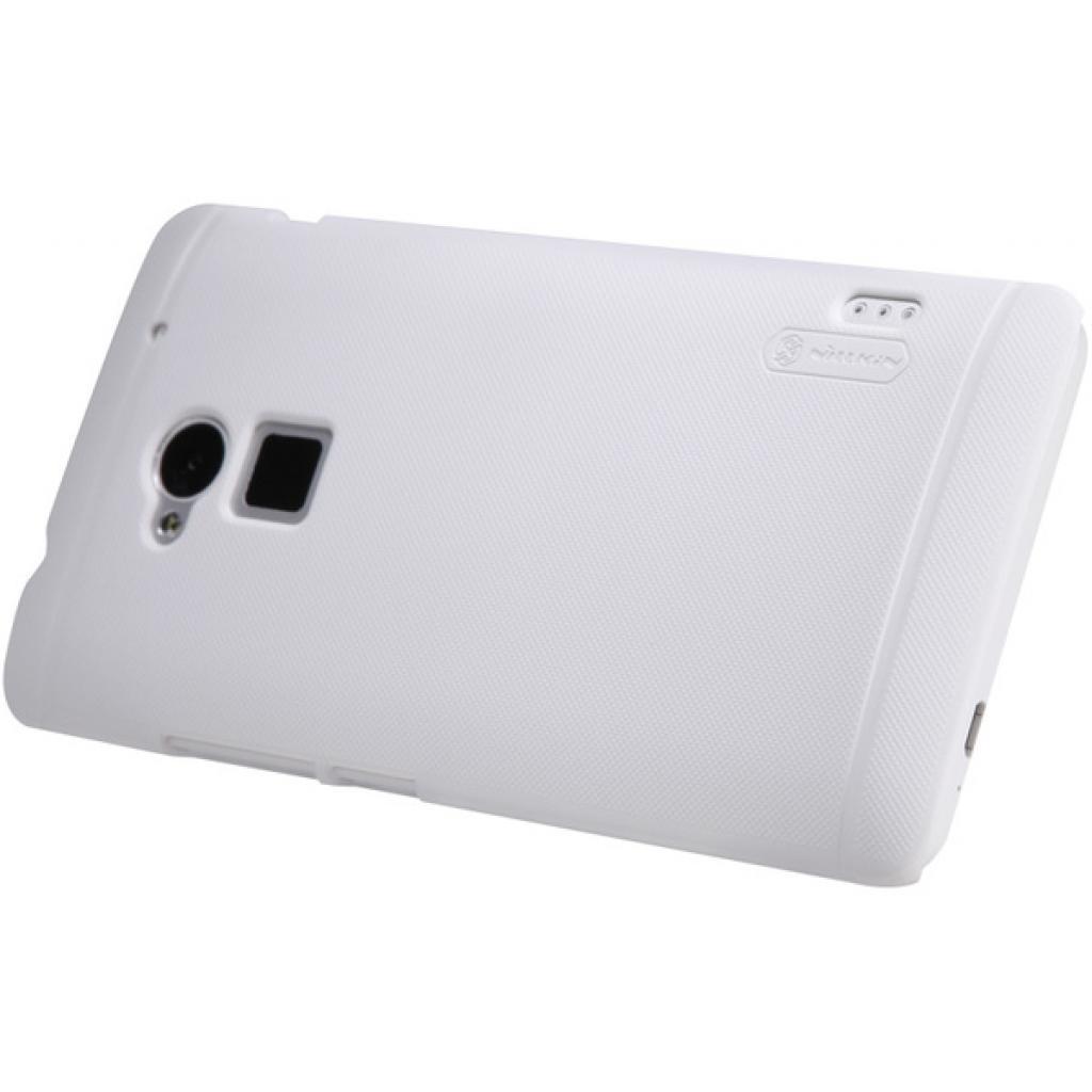 Чехол для моб. телефона NILLKIN для HTC ONE Max /Super Frosted Shield/White (6104556) изображение 3