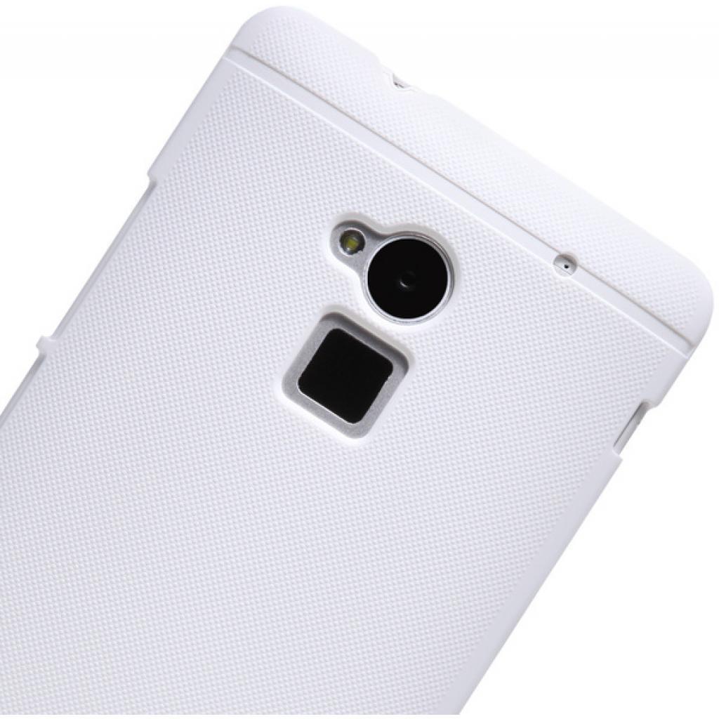 Чехол для моб. телефона NILLKIN для HTC ONE Max /Super Frosted Shield/White (6104556) изображение 5
