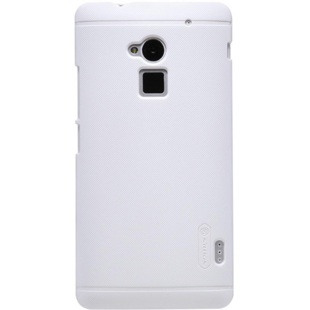 Чехол для моб. телефона NILLKIN для HTC ONE Max /Super Frosted Shield/White (6104556)