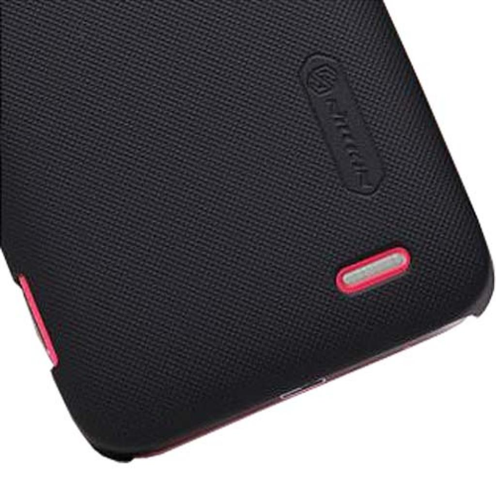 Чехол для моб. телефона NILLKIN для Lenovo S720 /Super Frosted Shield/Black (6100810) изображение 4