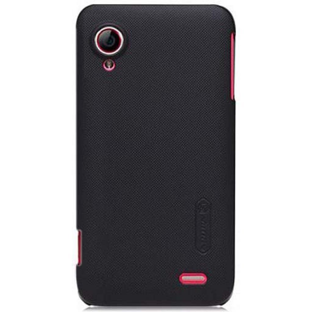 Чехол для моб. телефона NILLKIN для Lenovo S720 /Super Frosted Shield/Black (6100810)