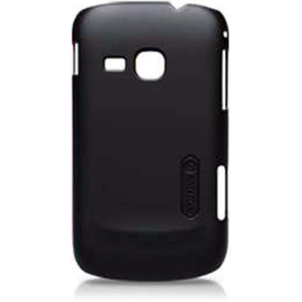 Чехол для моб. телефона NILLKIN для Samsung S6500 /Super Frosted Shield/Black (6065896)