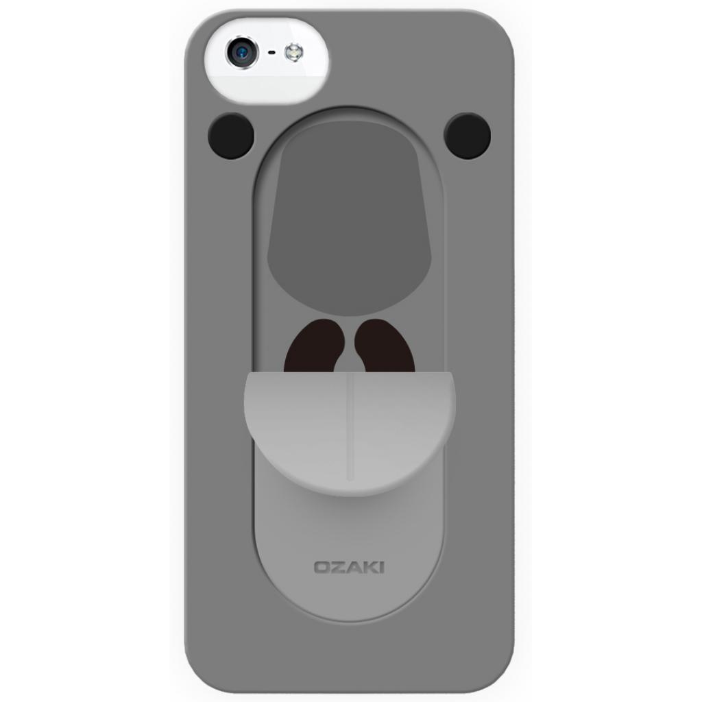 Чехол для моб. телефона OZAKI IPhone 5/5S O!coat FaaGaa Koala (OC554KO) изображение 2