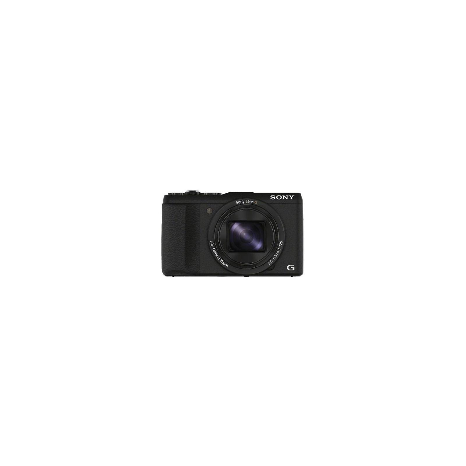 Цифровой фотоаппарат SONY Cyber-Shot HX60 Black (DSCHX60B.RU3) изображение 2