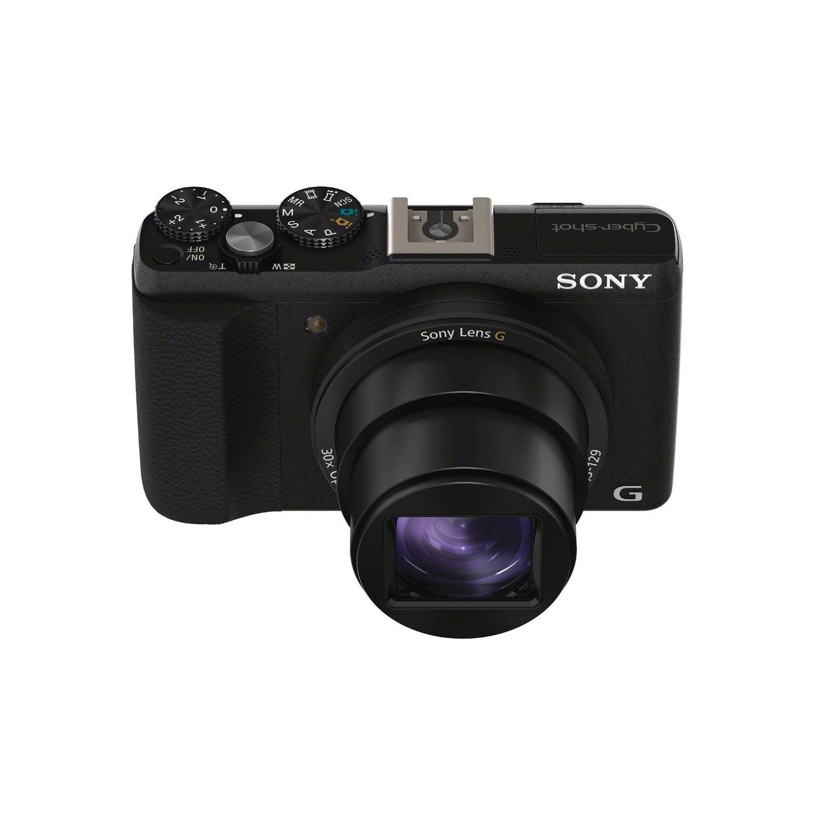 Цифровой фотоаппарат SONY Cyber-Shot HX60 Black (DSCHX60B.RU3) изображение 3