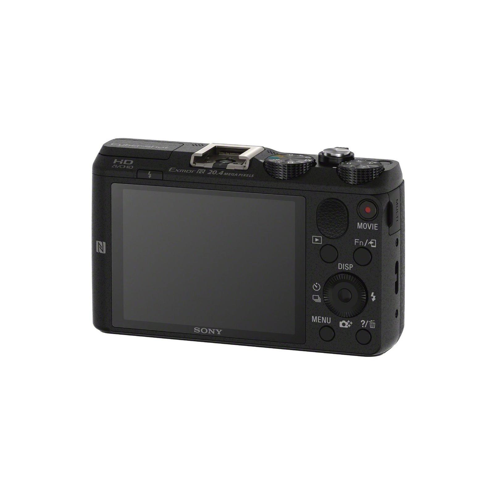 Цифровой фотоаппарат SONY Cyber-Shot HX60 Black (DSCHX60B.RU3) изображение 4