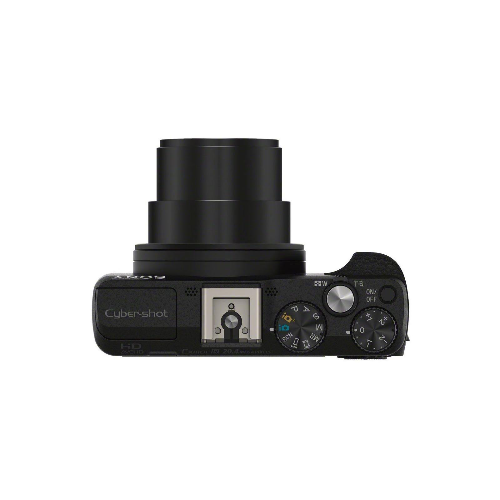 Цифровой фотоаппарат SONY Cyber-Shot HX60 Black (DSCHX60B.RU3) изображение 5