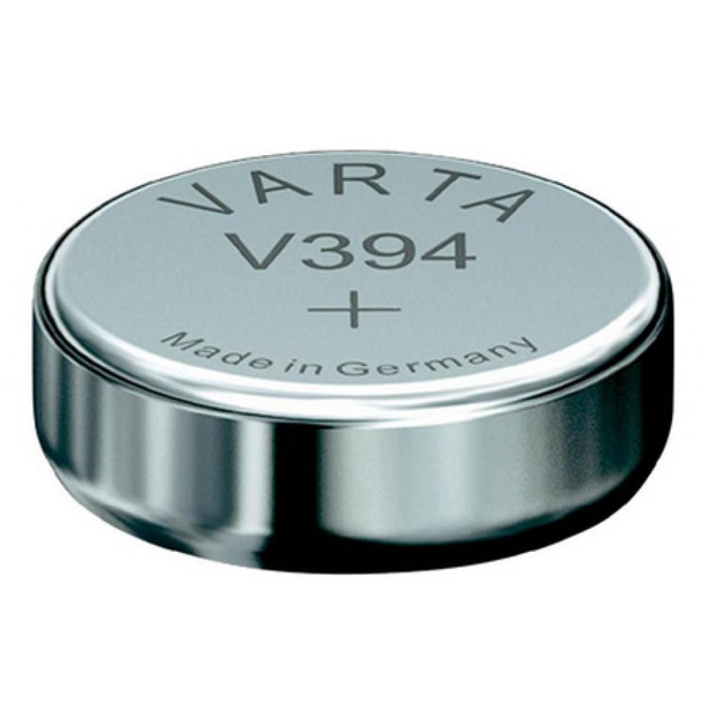 Батарейка Varta V 394 WATCH * 1 (394101111)