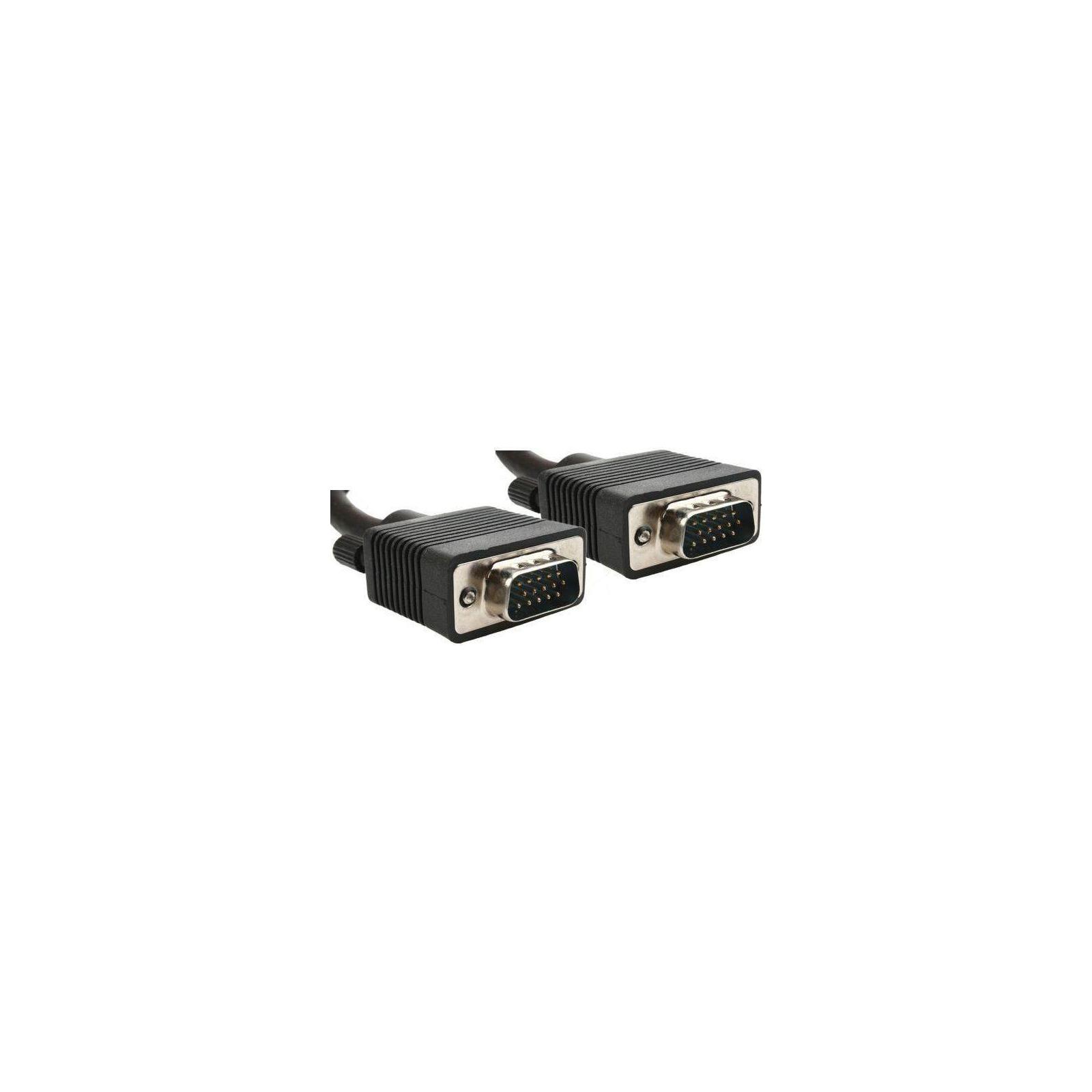 Кабель мультимедийный VGA 30.0m Cablexpert (CC-PPVGA-30M-B) изображение 3