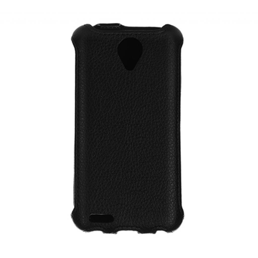 Чехол для моб. телефона Lenovo S650 (Black) Lux-flip Vellini (211460) изображение 2