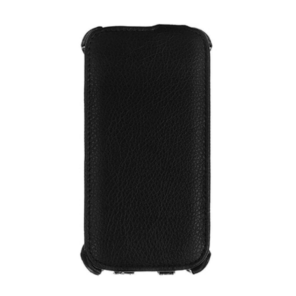 Чехол для моб. телефона Lenovo S650 (Black) Lux-flip Vellini (211460)