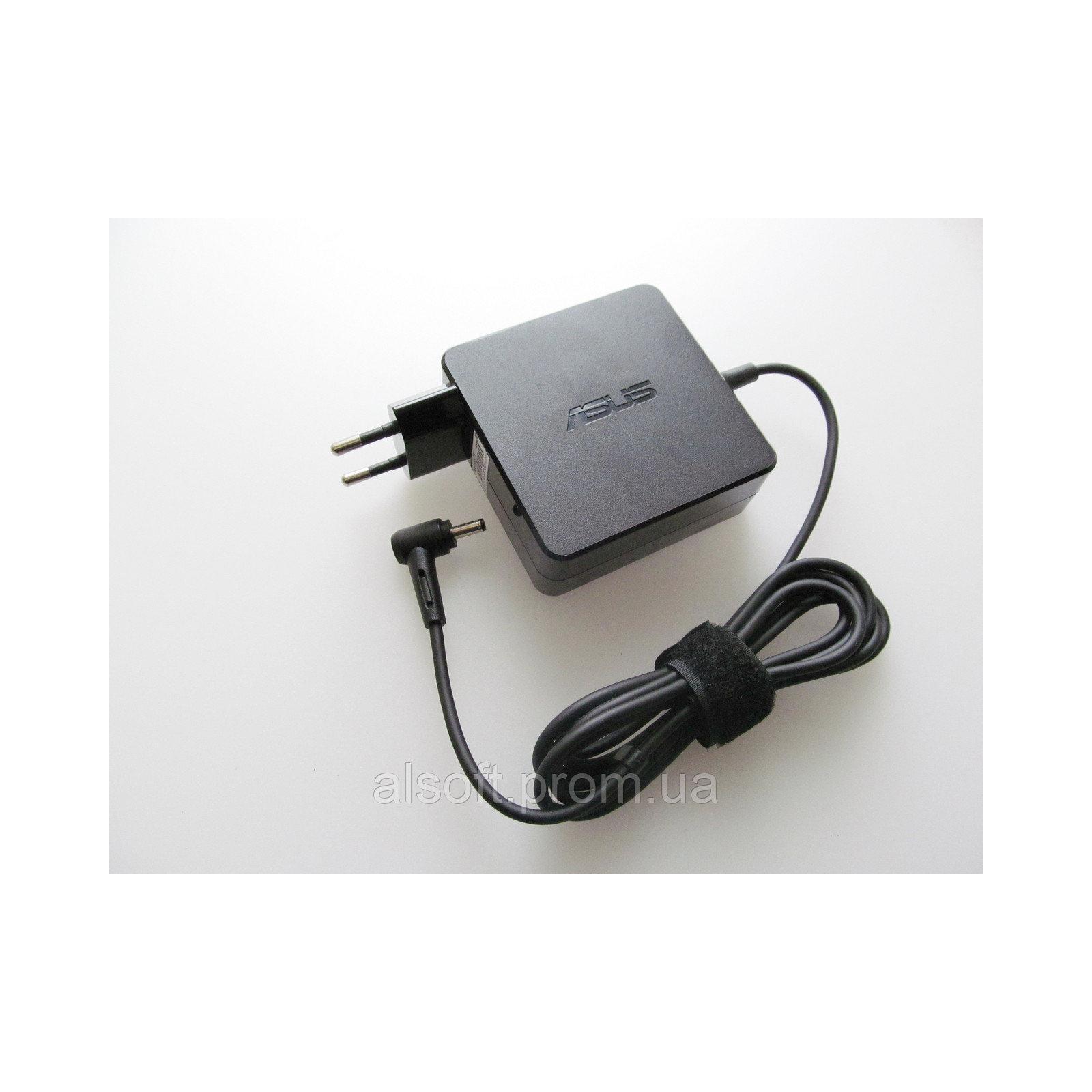Блок питания к ноутбуку ASUS 65W Zenbook 19V 3.42A разъем 4.0/1.35 (ADP-65AW A)