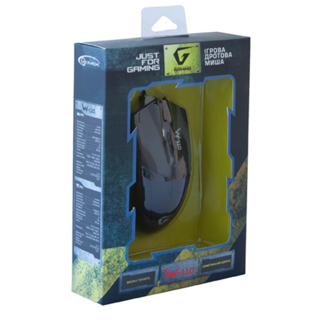 Мышка GEMIX W110 изображение 5