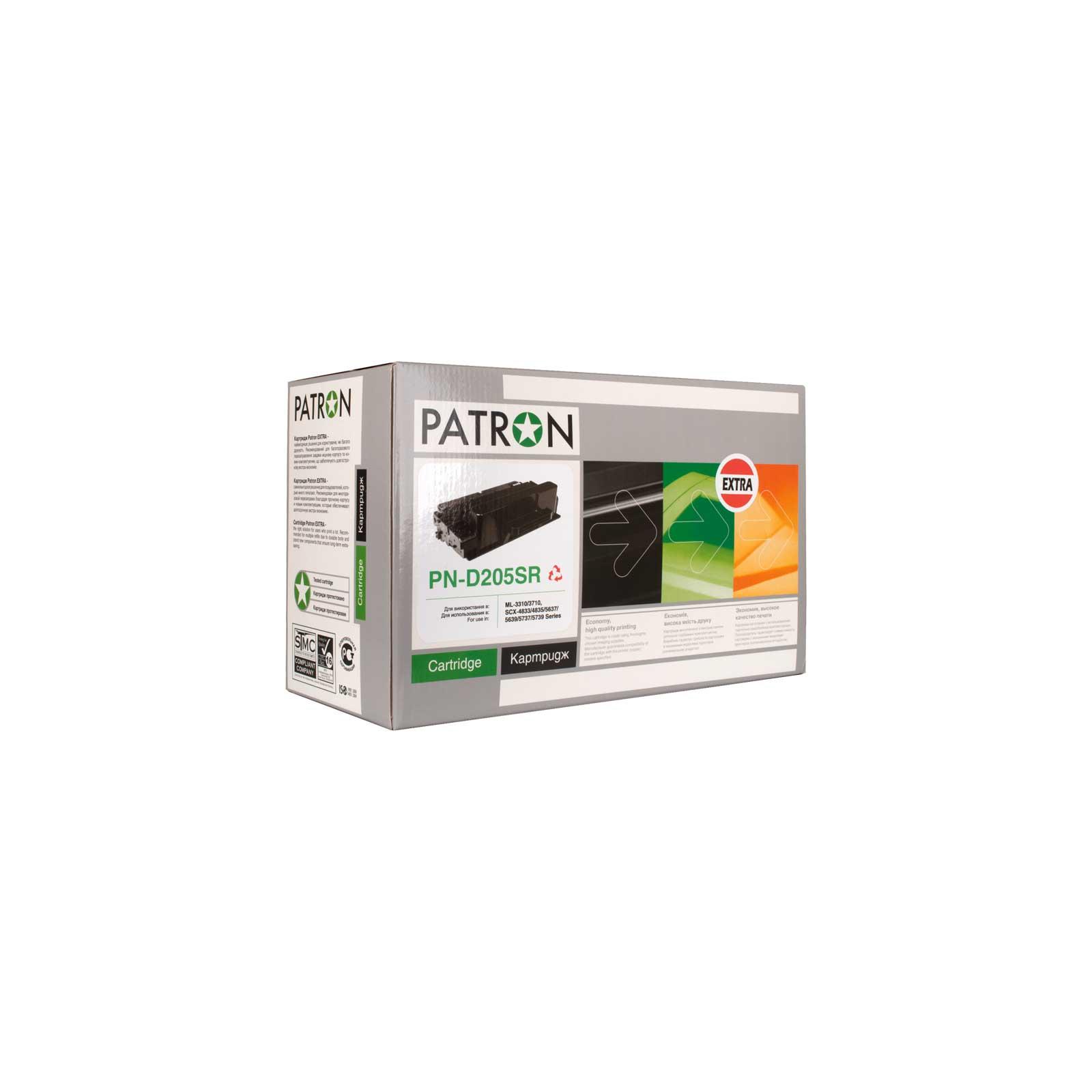 Картридж PATRON SAMSUNG SCX-4833/5637, ML-3310/3710 Extra (PN-D205SR)