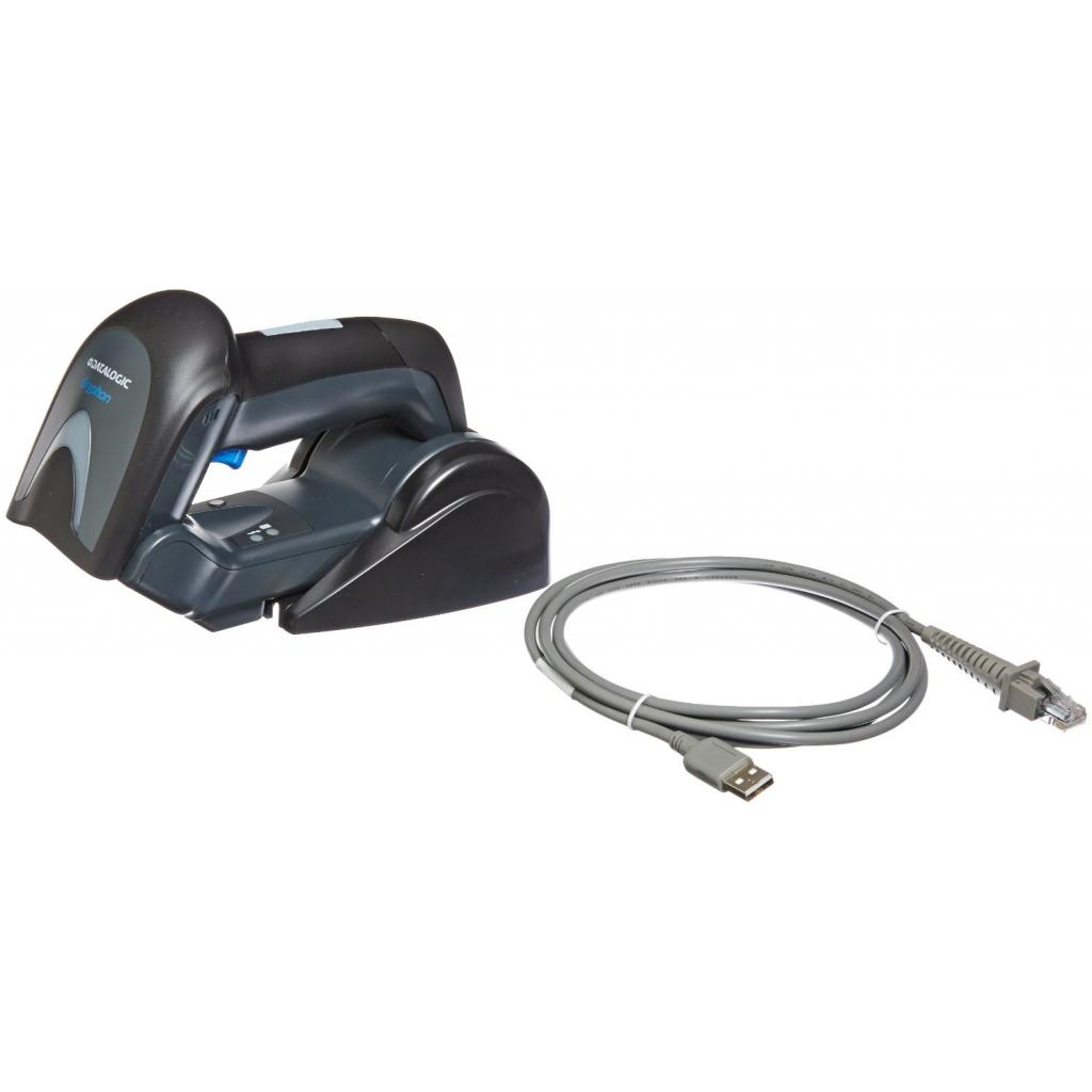 Сканер штрих-кода Datalogic Gryphon I GBT4100 Bluetooth (GBT4130-BK-BTK1) изображение 3