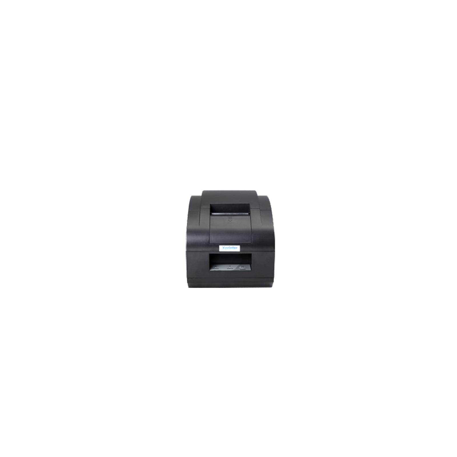 Принтер чеков X-PRINTER XP-T58NC USB изображение 2