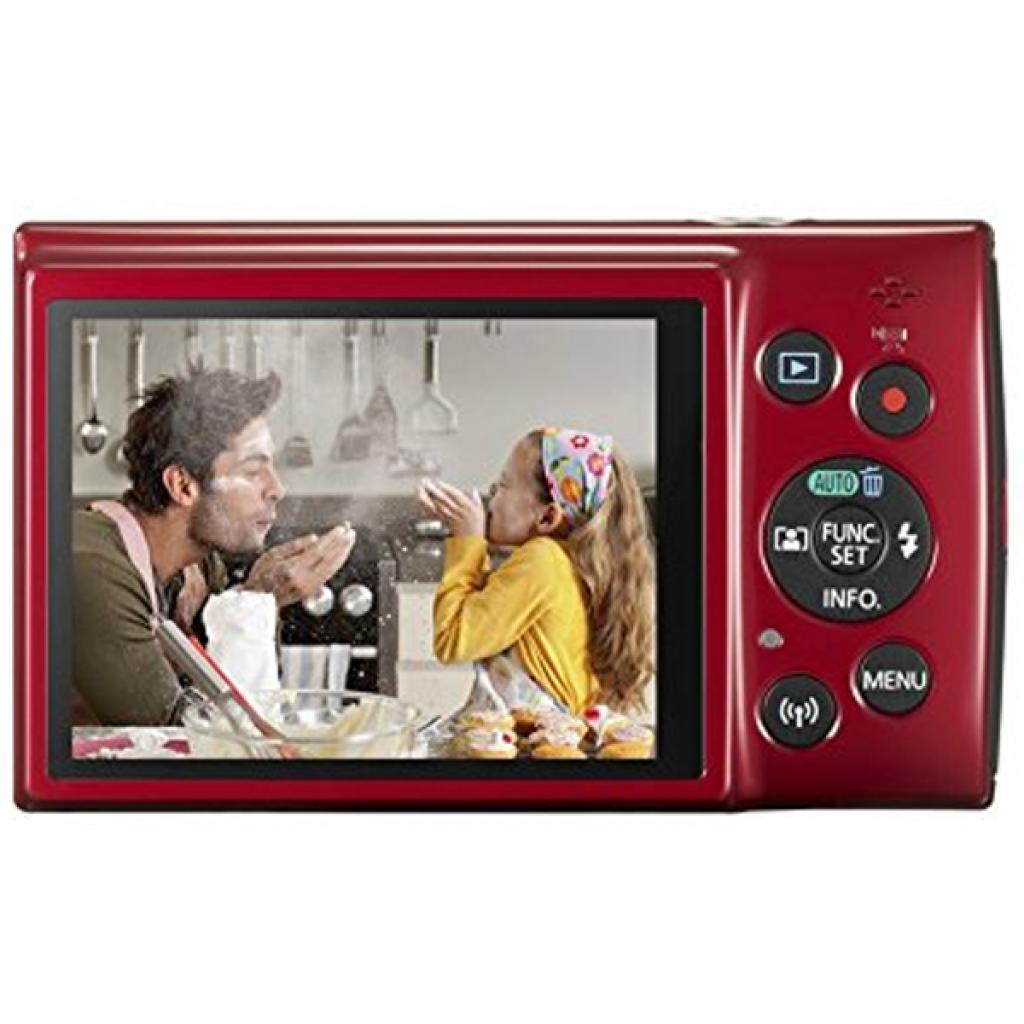 Цифровой фотоаппарат Canon IXUS 180 Red (1088C009) изображение 2
