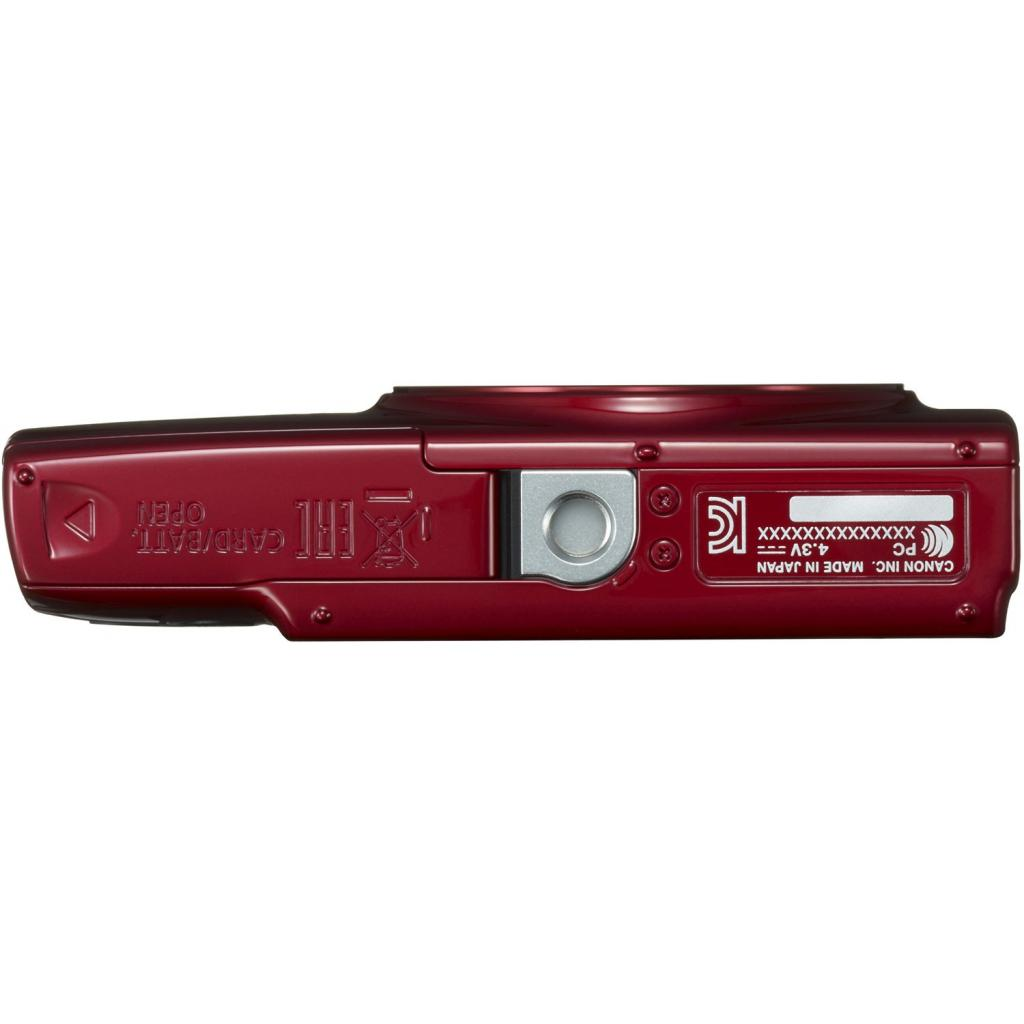 Цифровой фотоаппарат Canon IXUS 180 Red (1088C009) изображение 4