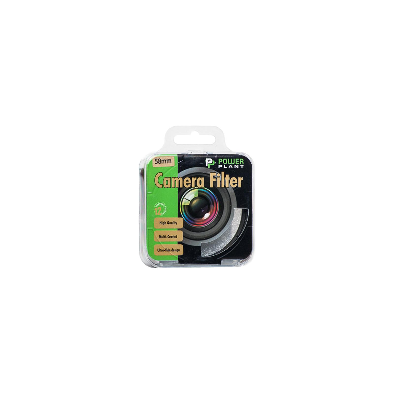 Светофильтр PowerPlant CPL 58 мм (CPLF58) изображение 2