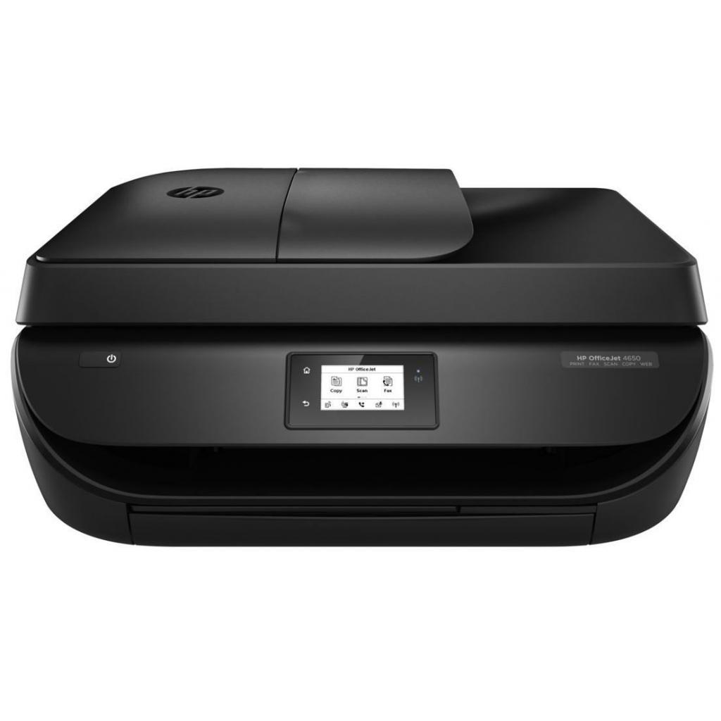 Многофункциональное устройство HP DeskJet Ink Advantage 4675 c Wi-Fi (F1H97C) изображение 2