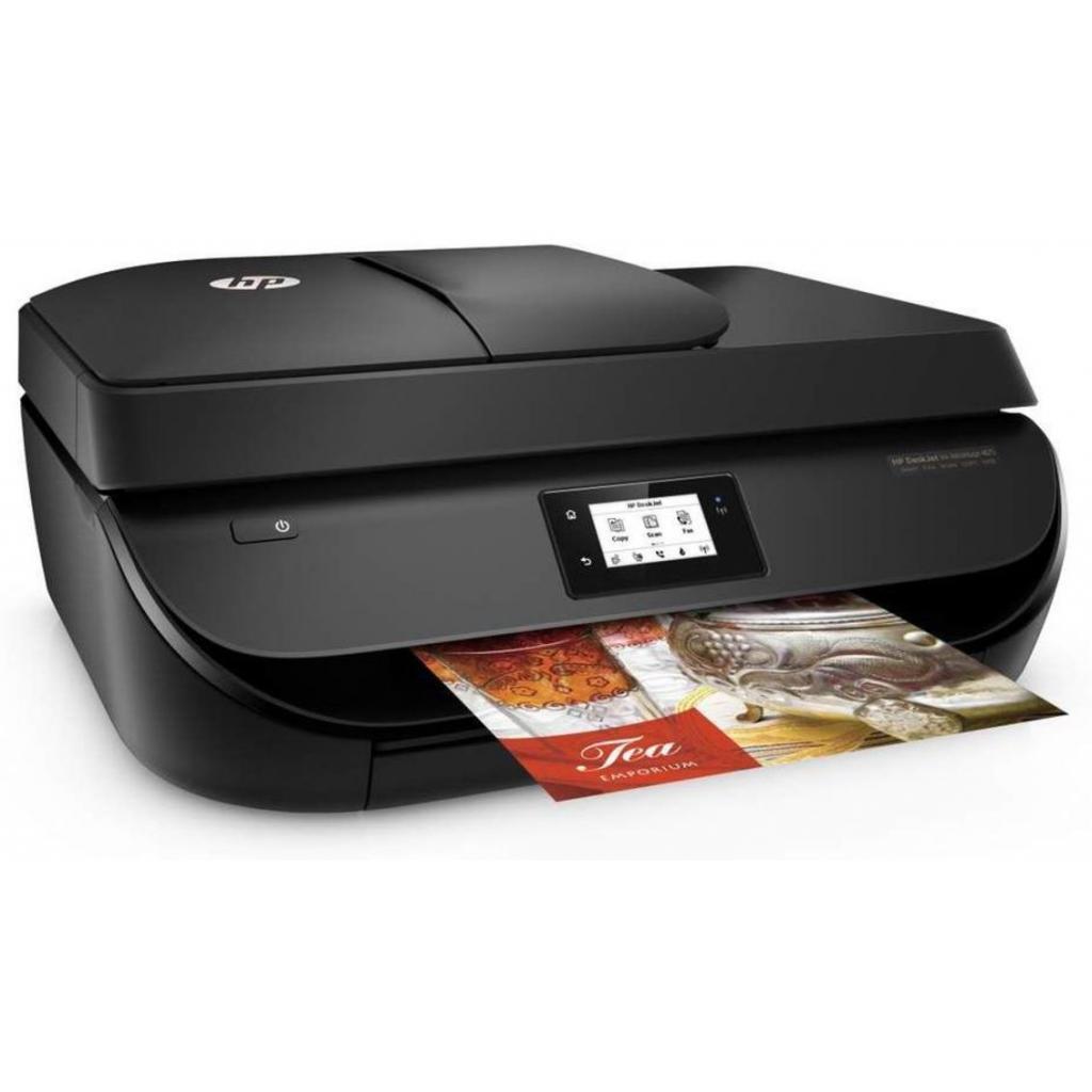 Многофункциональное устройство HP DeskJet Ink Advantage 4675 c Wi-Fi (F1H97C) изображение 3