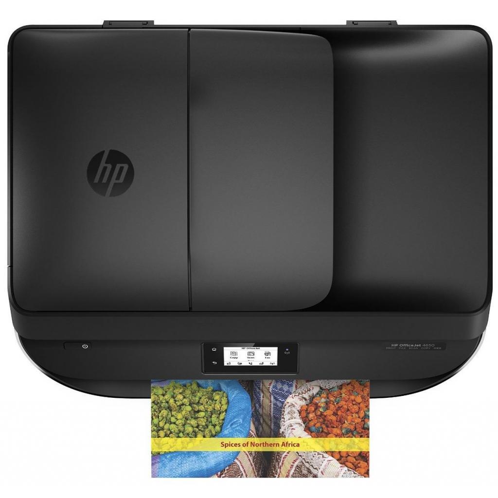 Многофункциональное устройство HP DeskJet Ink Advantage 4675 c Wi-Fi (F1H97C) изображение 5