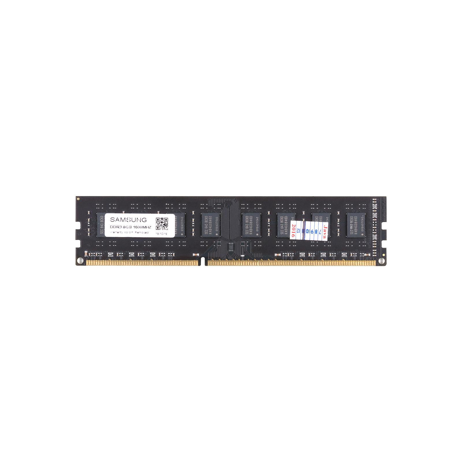 Модуль памяти для компьютера DDR3L 8GB 1600 MHz Samsung (M378B1G73EB0-YK0)