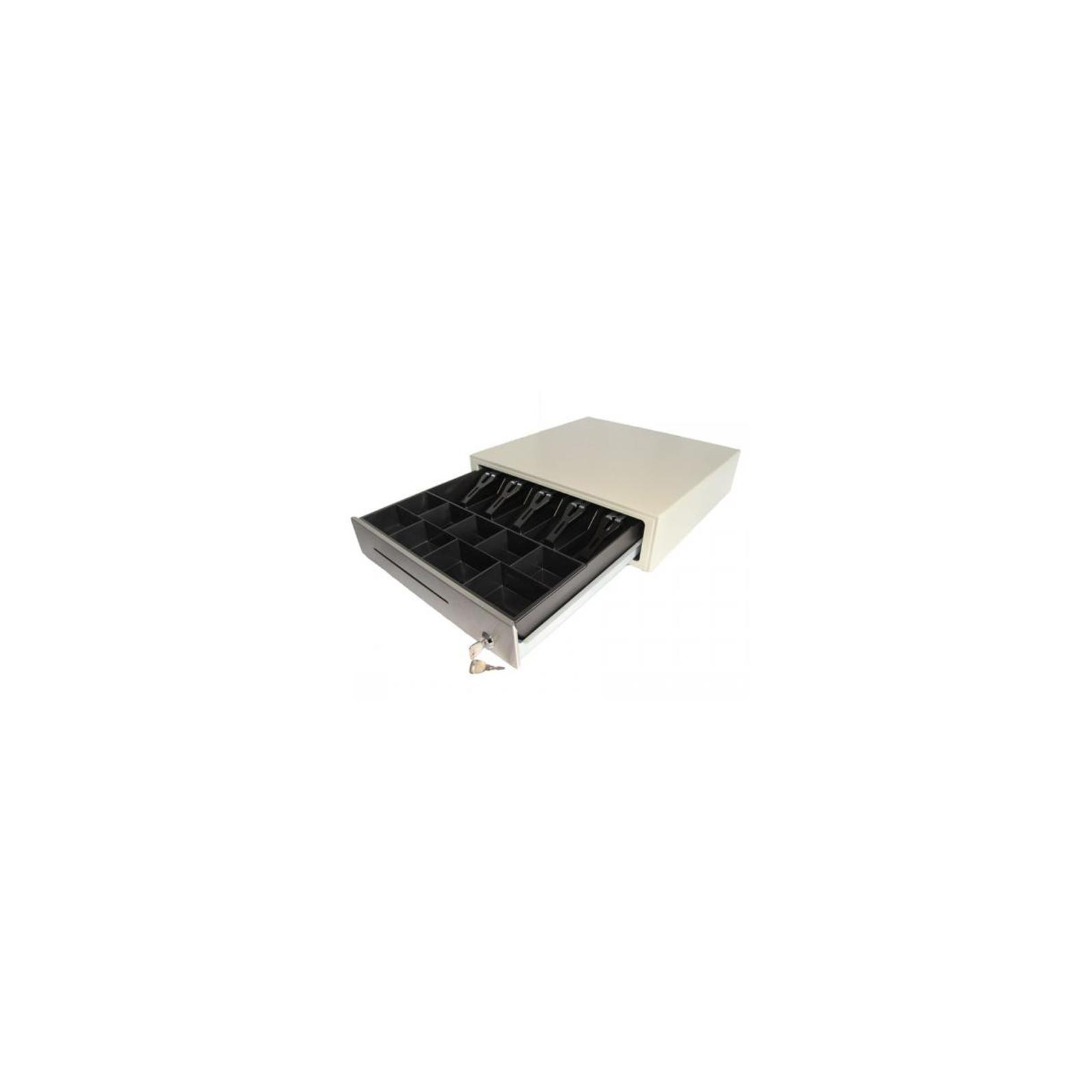 Денежный ящик HPC System HPC-16S Wh 24V изображение 2