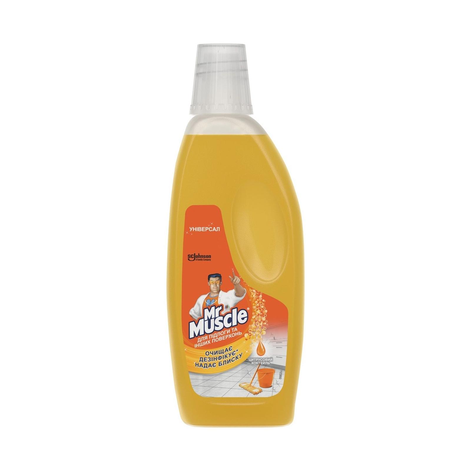 Чистящее средство Мистер Мускул Универсал Цитрусовый Коктейль 500 мл (4823002004571)