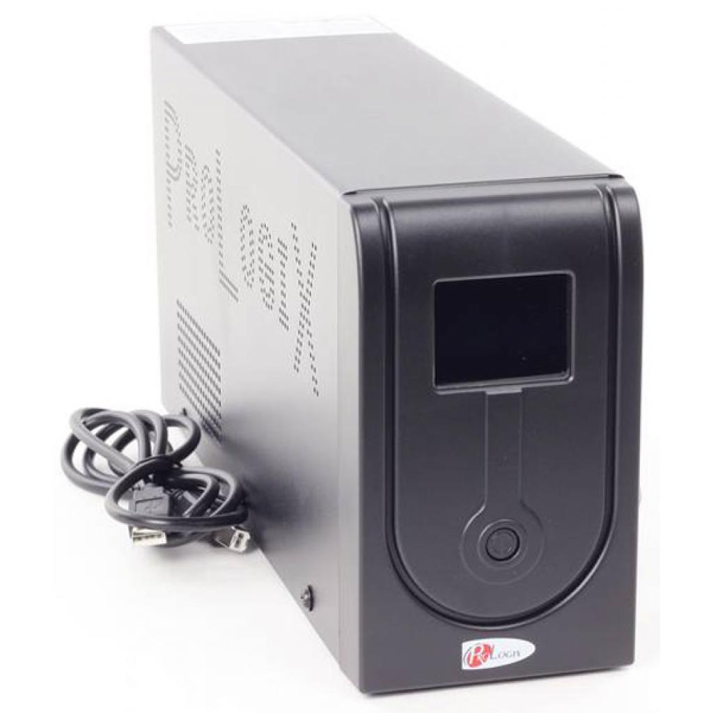 Источник бесперебойного питания PrologiX Standart 1200 LCD+USB