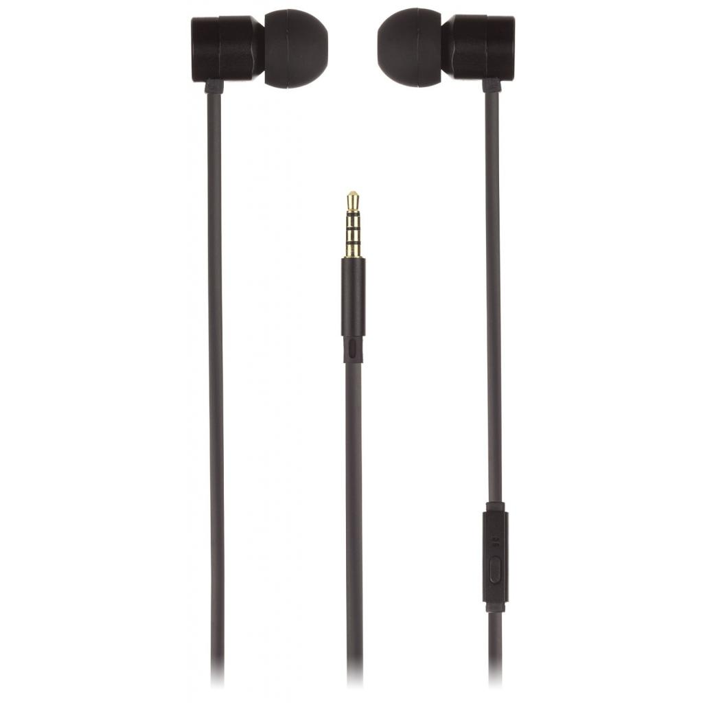 Наушники KitSound KS Hive Buds Earphones with Mic Black (KSHIVBBK) изображение 4