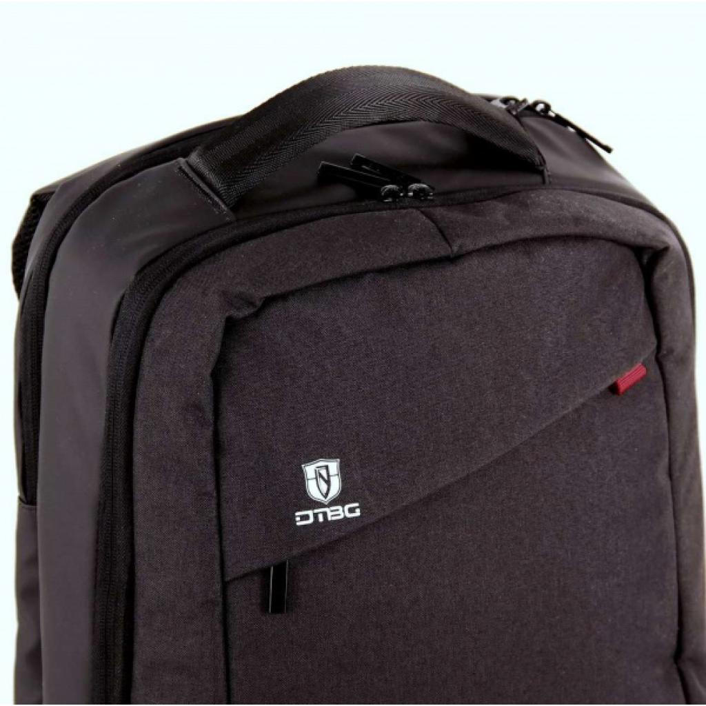 "Рюкзак для ноутбука DTBG 15,6"" (D8890BL) изображение 8"