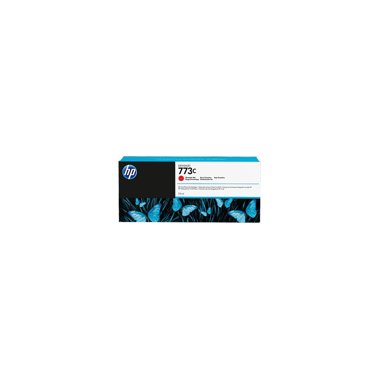 Картридж HP DJ No.773C Chromatic Red DesignJet Ink Cartridge (C1Q38A)