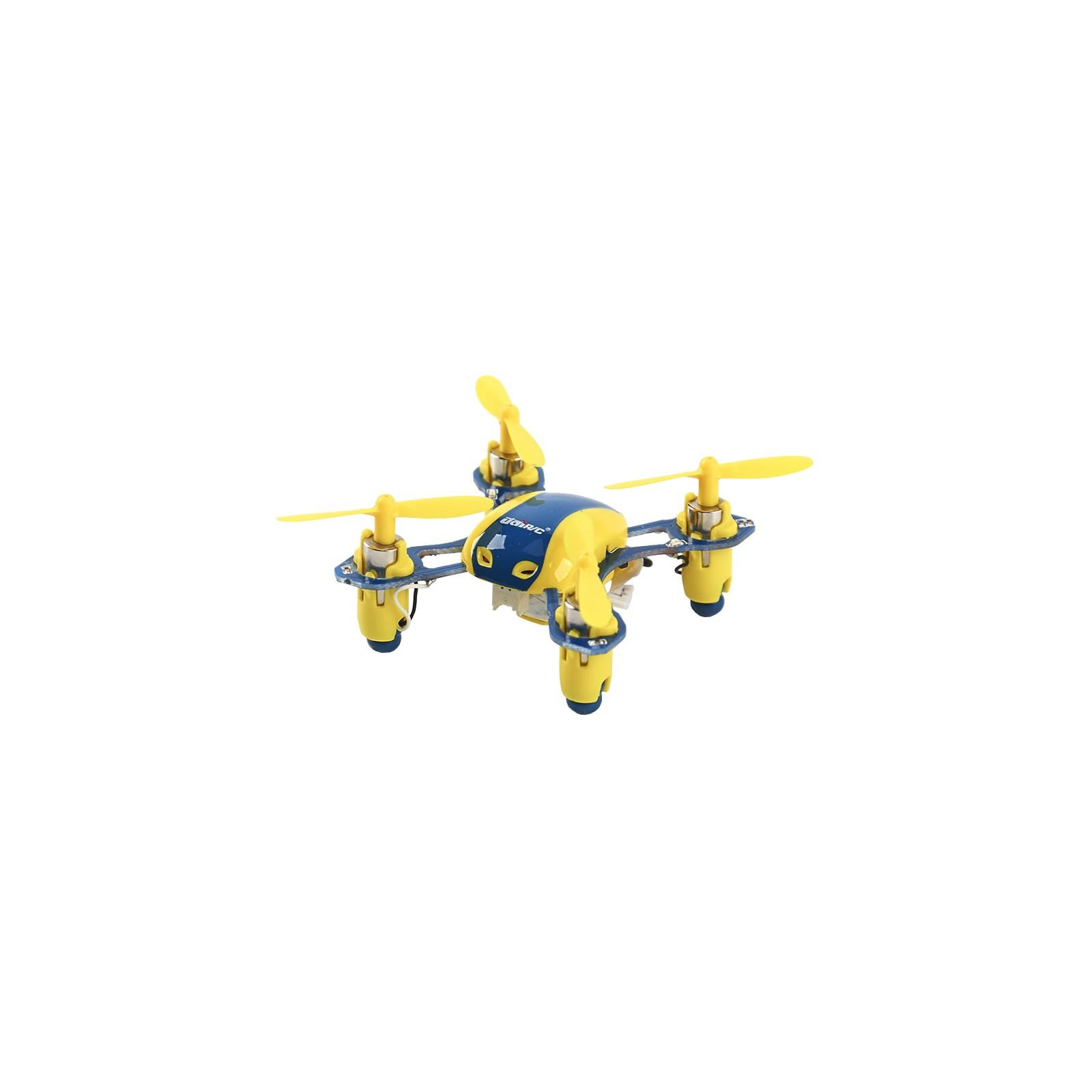 Квадрокоптер UDIRC 2,4 GHz 40 мм мини 3.7V (U840 Yellow/Blue) изображение 2