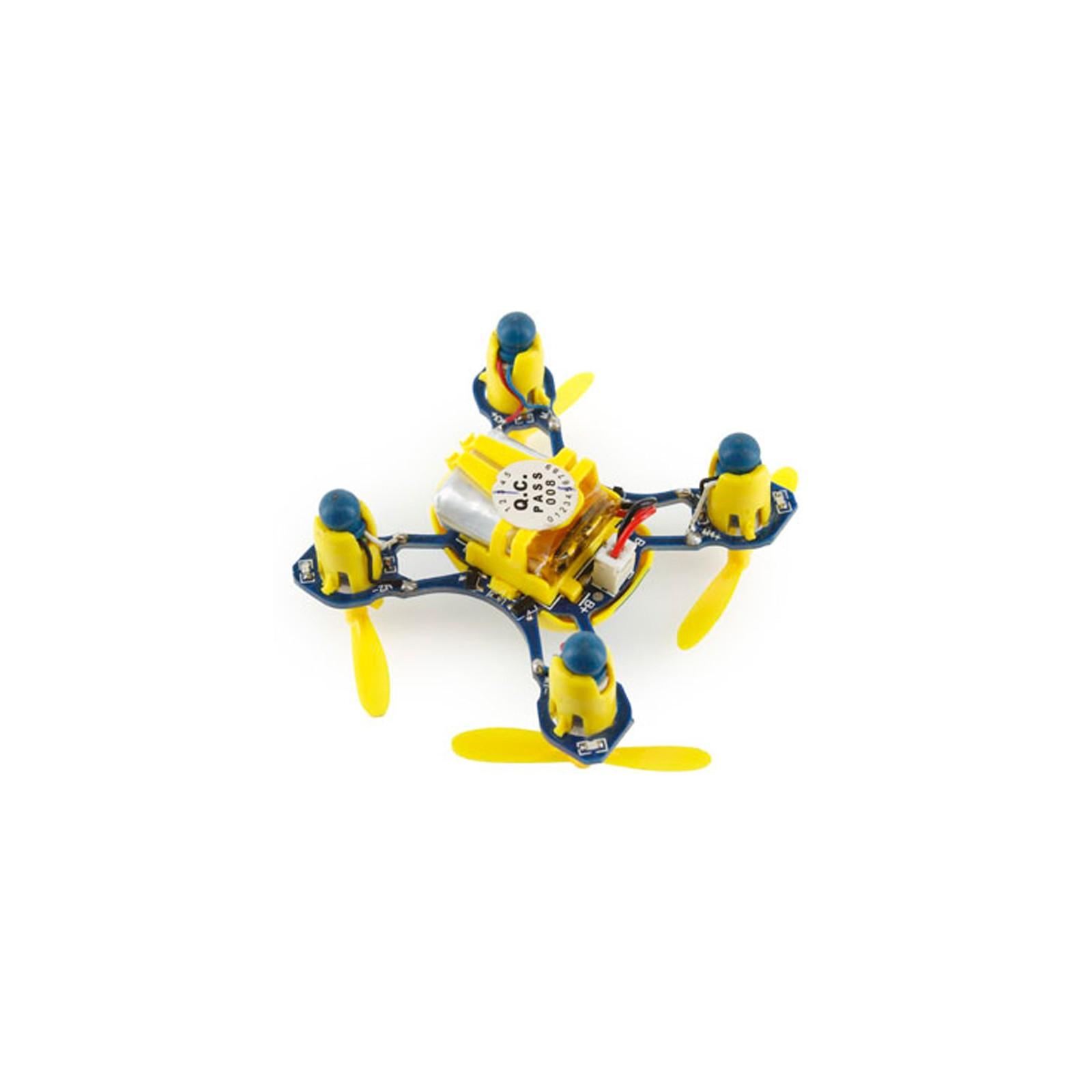 Квадрокоптер UDIRC 2,4 GHz 40 мм мини 3.7V (U840 Yellow/Blue) изображение 5