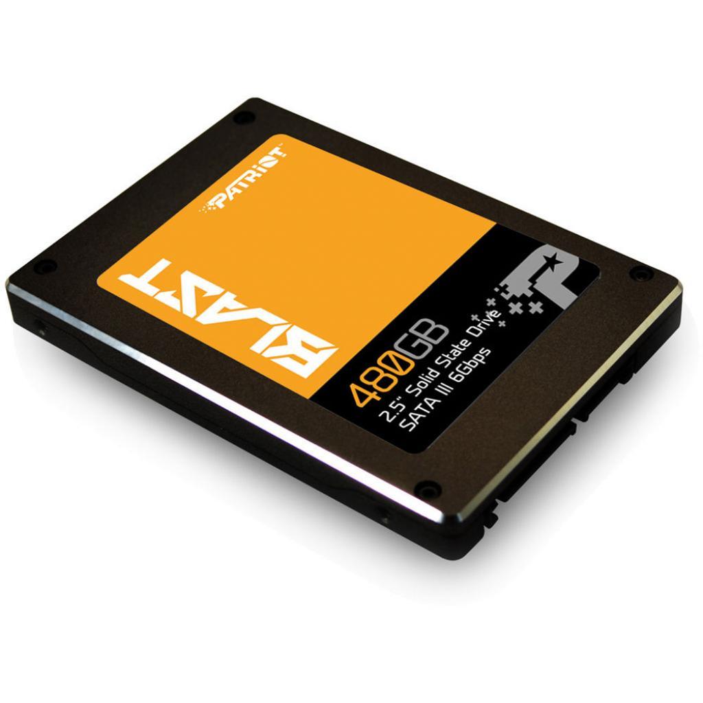 """Накопитель SSD 2.5"""" 480GB Patriot (PBT480GS25SSDR) изображение 2"""