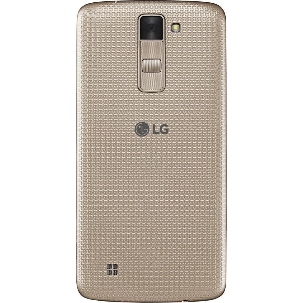 Мобильный телефон LG K350e (K8) Gold (LGK350E.ACISKG) изображение 2