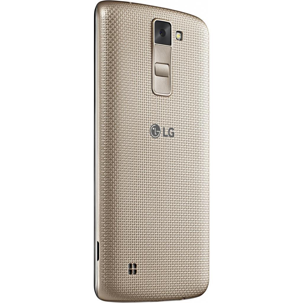 Мобильный телефон LG K350e (K8) Gold (LGK350E.ACISKG) изображение 6