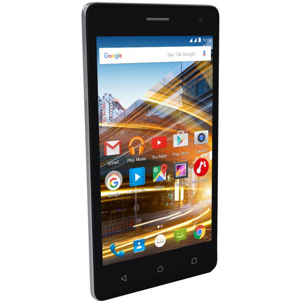 Мобильный телефон Archos 50D Neon Black (690590031456) изображение 4
