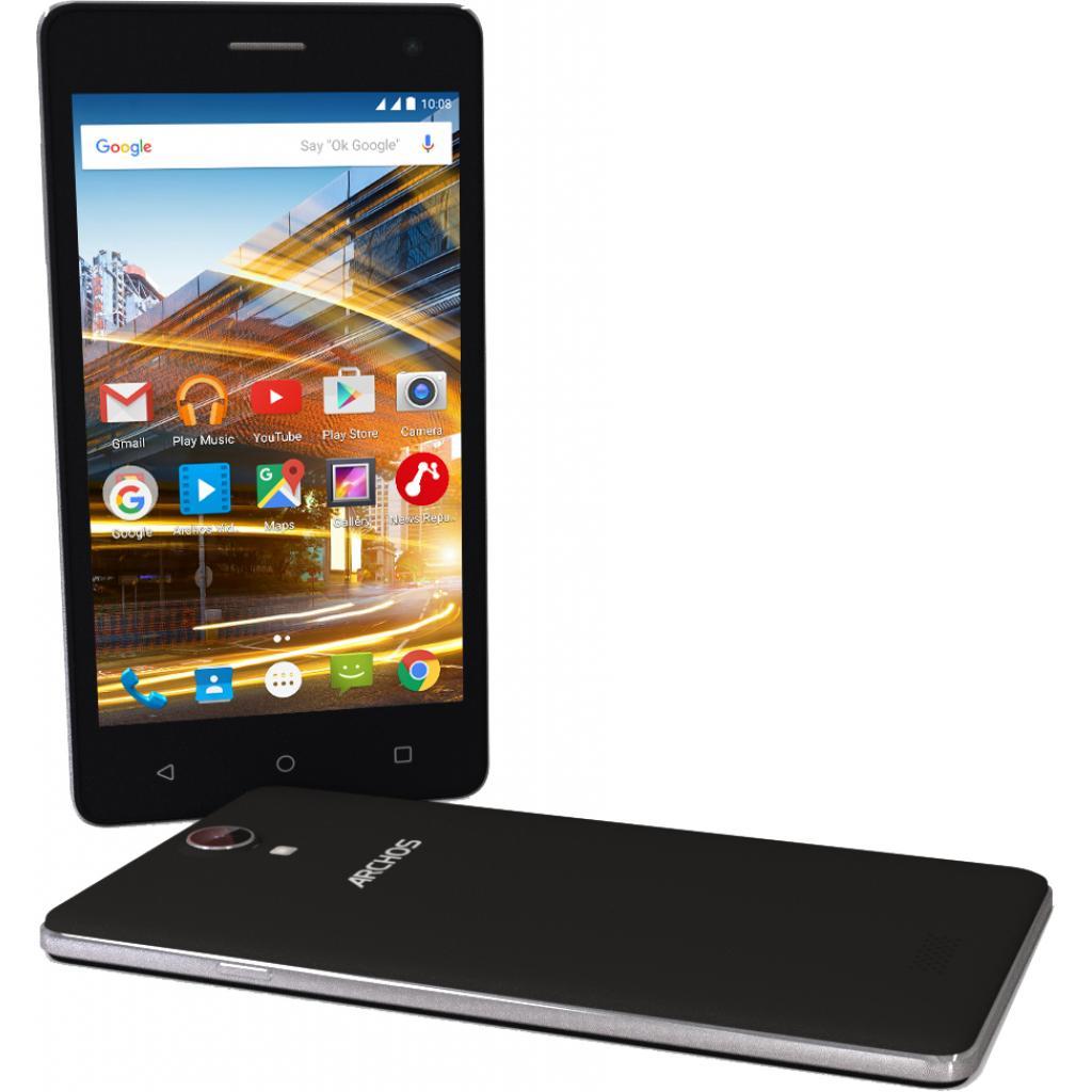 Мобильный телефон Archos 50D Neon Black (690590031456) изображение 5