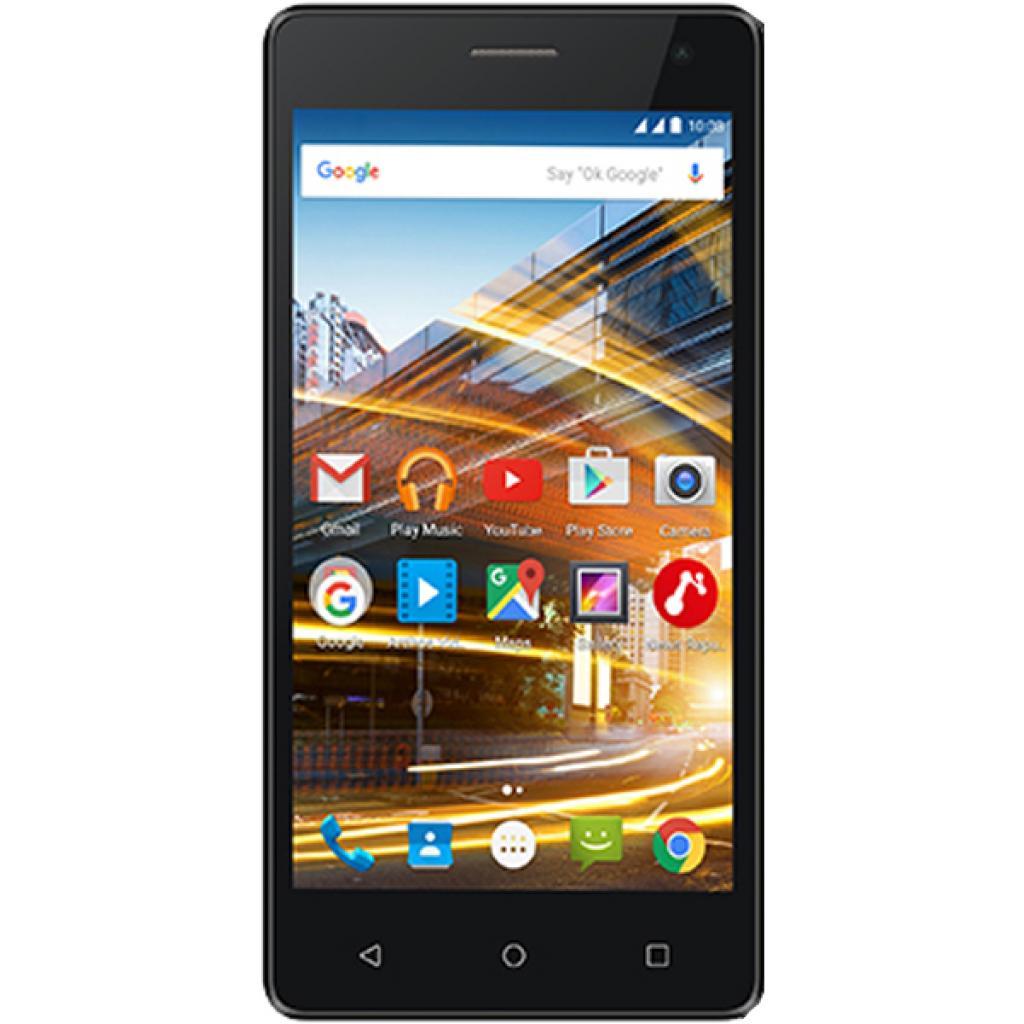 Мобильный телефон Archos 50D Neon Black (690590031456)