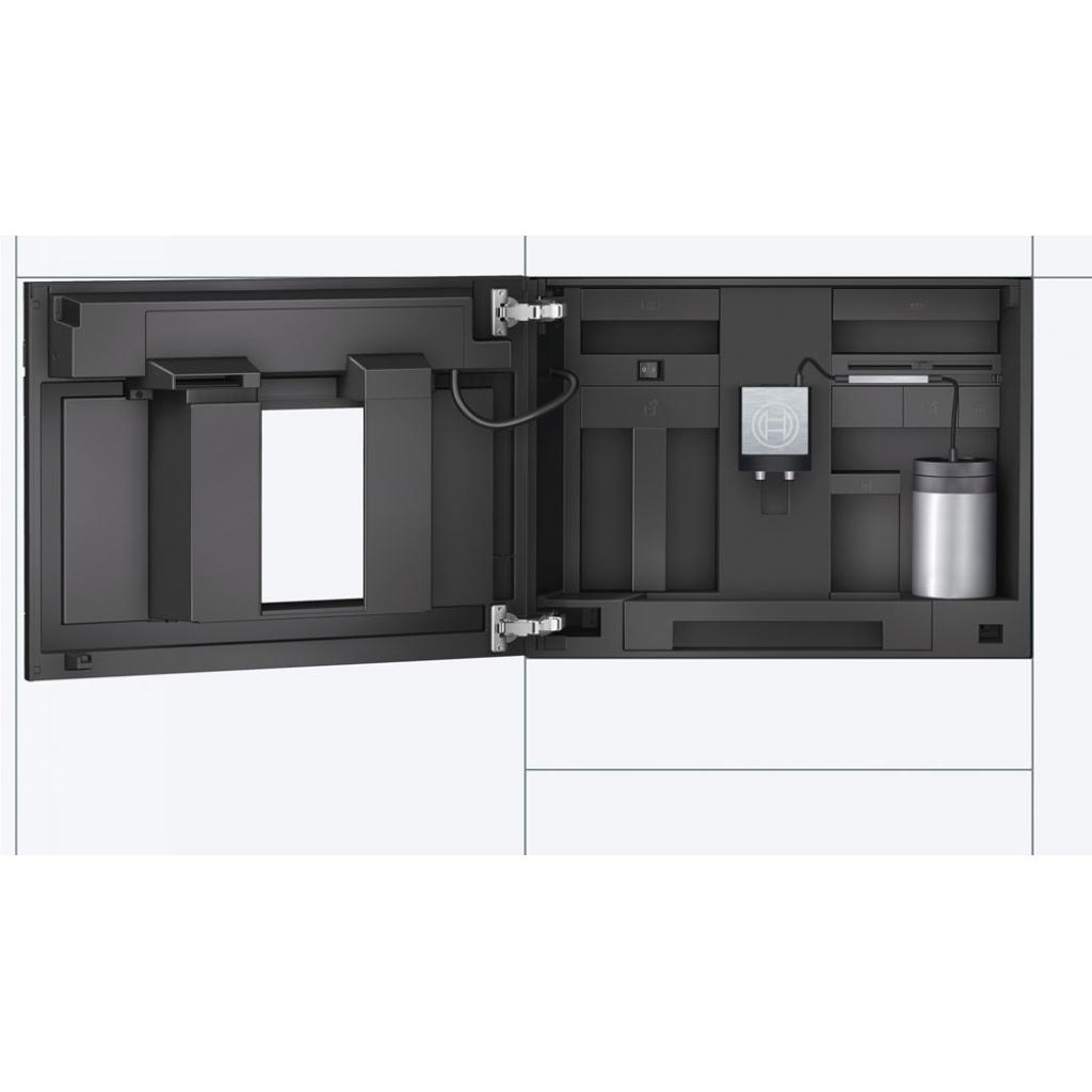 Кофеварка BOSCH CTL 636 EB1 (CTL636EB1) изображение 3