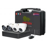 Комплект видеонаблюдения Partizan Mixed Kit 2MP 4xAHD (81229)