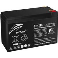 Батарея к ИБП Ritar AGM RT1275B, 12V-7.5Ah (RT1275B)