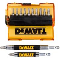 Набір біт DeWALT бит, магнит. держателей, 14 предм. (DT71570)